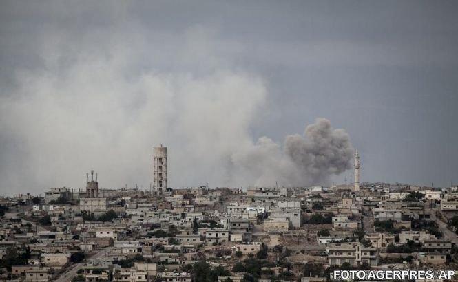 Siria a trimis OIAC o primă listă cu arsenalul său de arme chimice