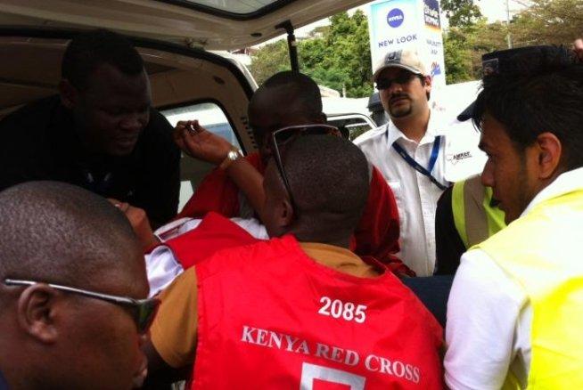 Cel puţin 13 persoane ucise într-un atac dintr-un centru comercial din Nairobi