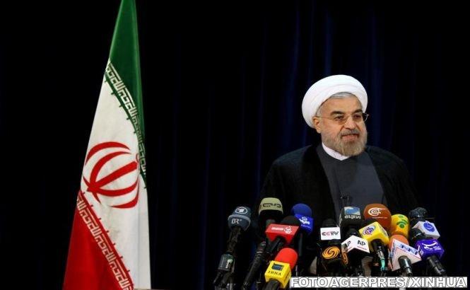 Hassan Rohani: Israelul ameninţă regiunea cu armele sale chimice şi nucleare