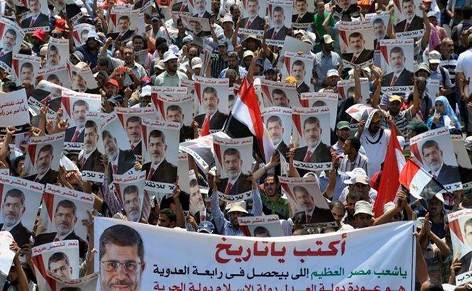 Egiptul a INTERZIS activitaţile Frăţiei Musulmane şi a DIZOLVAT această organizaţie
