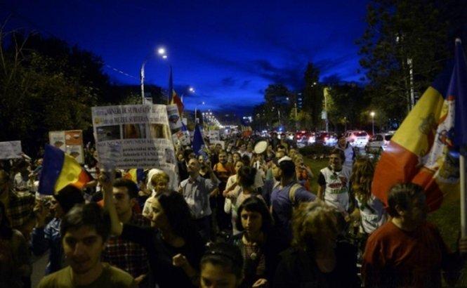 Proteste şi la Budapesta, faţă de proiectul Roşia Montană