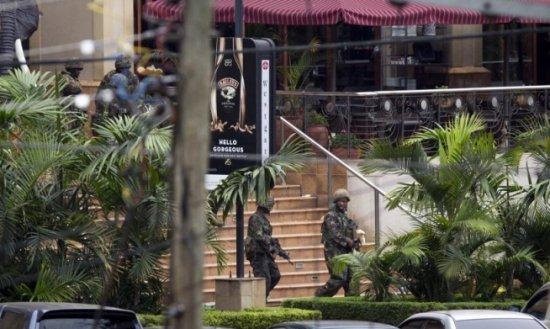 Bilanţul atacului la mallul din Nairobi este de 67 de morţi