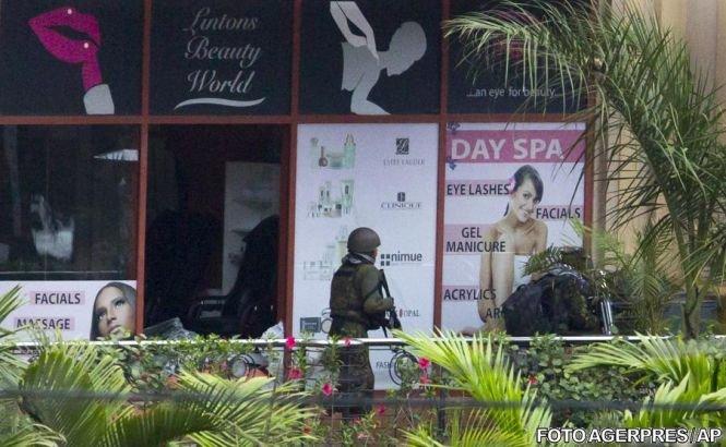 Mai mulţi americani şi o britanică, printre atacatorii de la centrul comercial din Nairobi