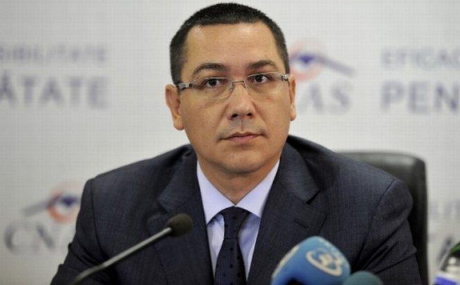 """Ponta: Dacă respectăm reguli de mediu, aprobăm exploatări miniere. Problema e cuvântul odios """"cianură"""""""