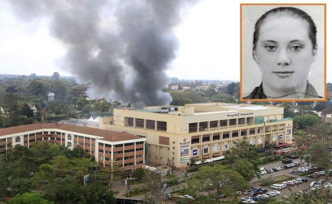 """Trupul unei """"teroriste albe"""" a fost găsit în mall-ul din Nairobi. Toată lumea se întreabă dacă este Văduva Albă"""