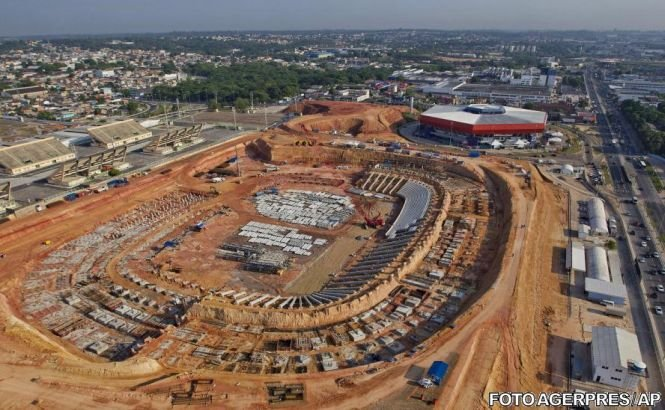 Un stadion care va găzdui meciuri de la Cupa Mondială din 2014 ar putea fi transformat în închisoare