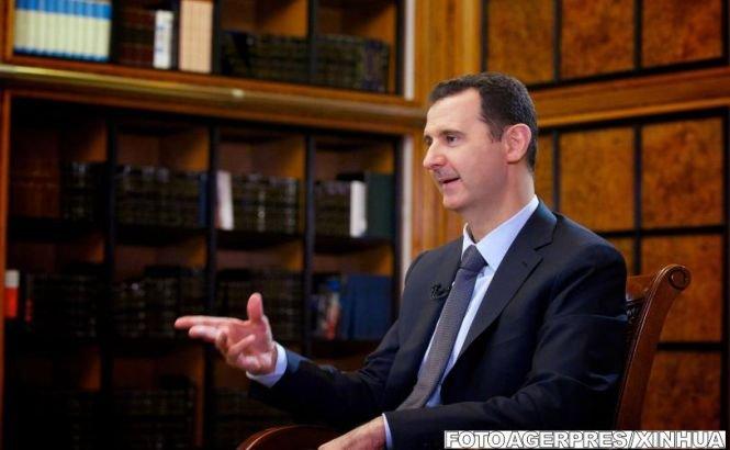 Bashar al-Assad a reafirmat angajamentul Siriei de a distruge arsenalul chimic, dar nu exclude o intervenţie militară a SUA