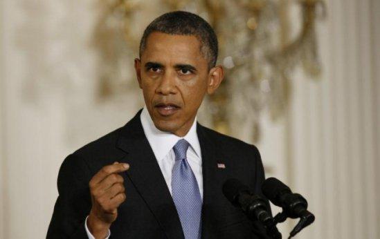 """Barack Obama: Acordul privind rezoluţia pe tema Siriei este """"o enormă victorie"""""""