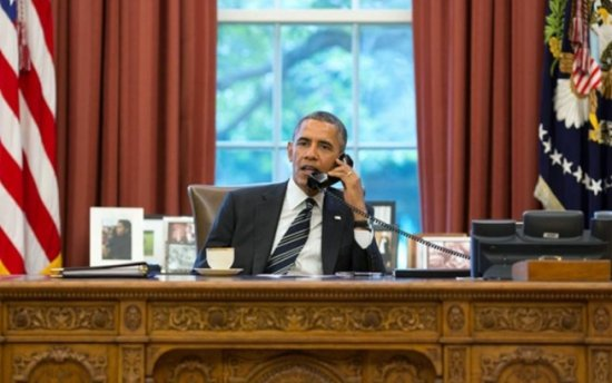 Convorbirea telefonică dintre Rohani şi Obama, criticată de comandantul Gardienilor Revoluţiei