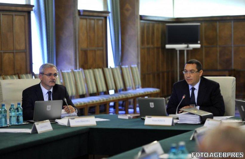 Ponta: Nu s-a pus niciun moment problema să nu avem resurse pentru pensii, salarii şi funcţionarea instituţiilor publice