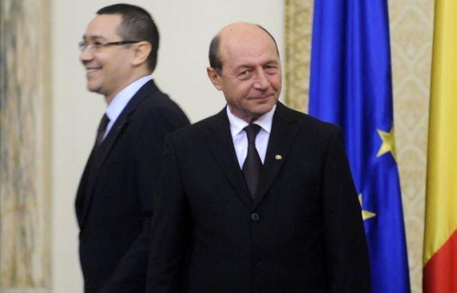 Băsescu: Ponta a intervenit în justiţie de o manieră fără precedent de la intrarea în UE