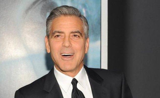 George Clooney dă în mintea copiilor