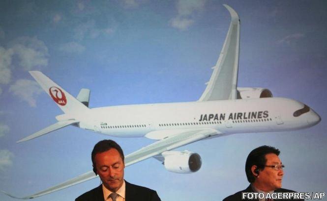 Lovitură pentru Boeing în Asia. Airbus a încheiat o tranzacţie de miliarde de dolari cu Japan Airlines