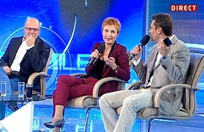 Cum a greşit emisiunea purtătorul de cuvânt al preşedintelui Băsescu