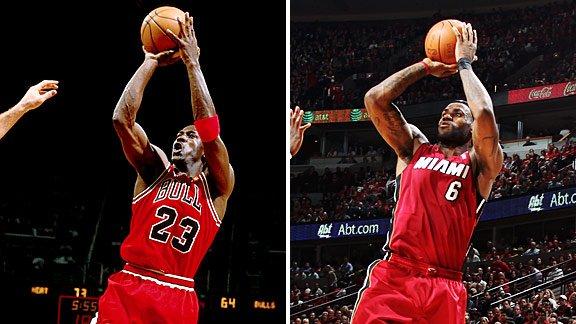 O discuţie despre Michael Jordan şi LeBron James s-a încheiat cu înjunghierea a trei persoane