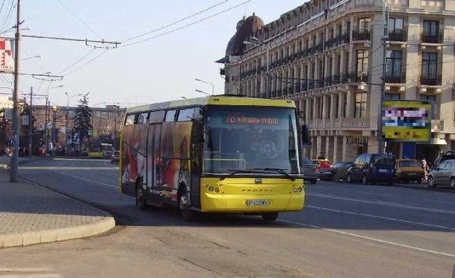 Accesul în autobuze se va face pe uşa din faţă şi biletele vor putea fi cumpărate de la taxatori. Experiment al Primăriei din Ploieşti