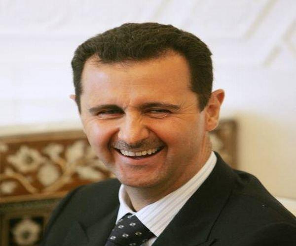 """Lui Assad îi arde de glumă: """"Premiul Nobel pentru Pace trebuia să fie al meu"""""""