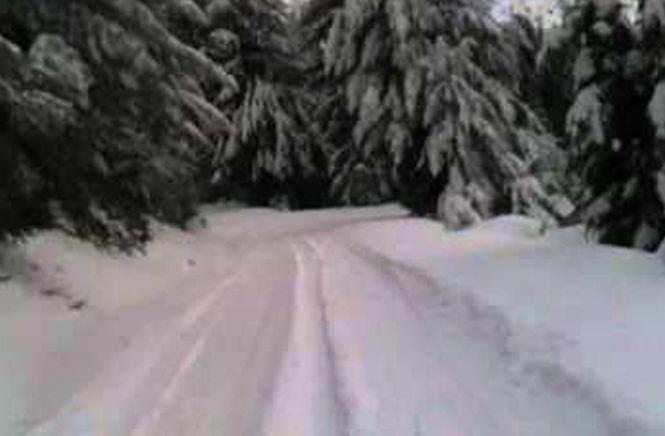 Ninsorile provoacă probleme în traficul din Bulgaria. Autorităţile au impus restricţii de circulaţie
