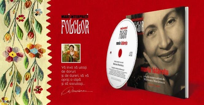 Florica Ungur - Mari Interpreți De Folclor - Florica Ungur