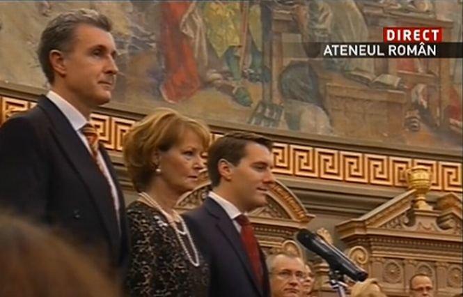 Imagini de la concertul organizat cu ocazia zilei de naştere a Regelui Mihai I la Ateneul Român