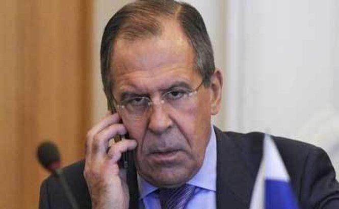"""Sergei Lavrov: """"Dezvăluirile lui Snowden nu vor afecta relaţiile dintre noi şi americani"""""""