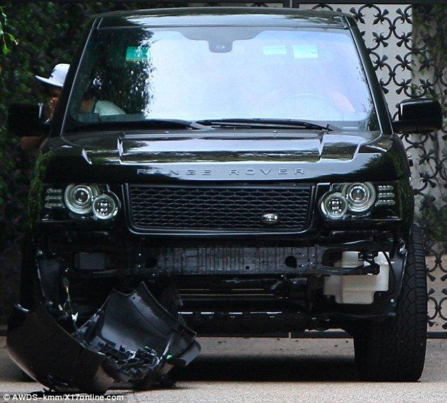 David Beckham, implicat într-un ACCIDENT RUTIER