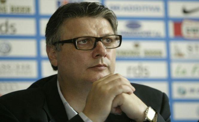 Gino Iorgulescu şi-a depus candidatura la preşedinţia LPF