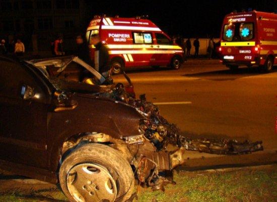 UPDATE. Şoferul care a accidentat MORTAL o tânără în Constanţa s-a prezentat la Poliţie
