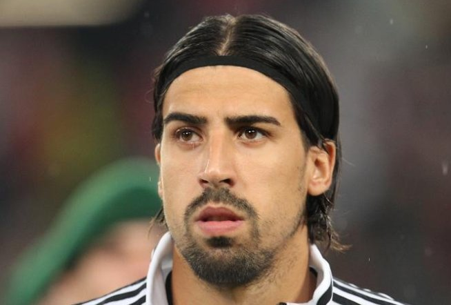 Fotbalistul Sami Khedira, OPERAT la genunchi