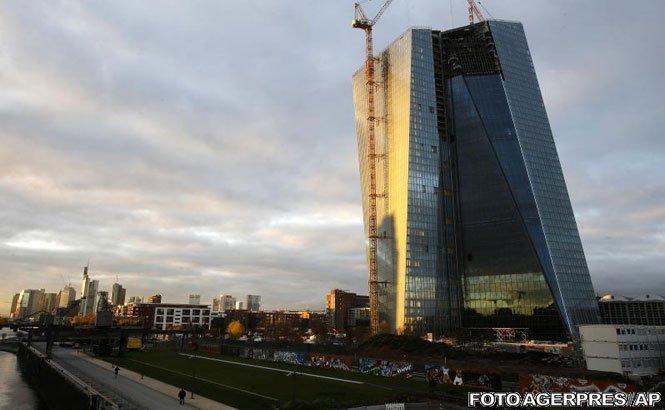 Banca Centrală Europeană: Redresarea în zona euro este mai slabă decât s-a sperat