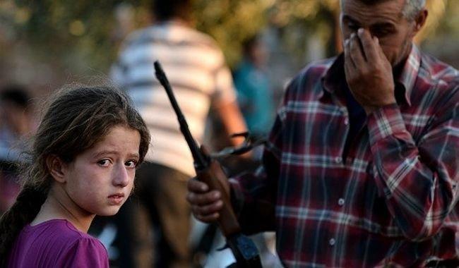 Mii de copii, victime ale masacrului din Siria. Cruzimea combatanţilor nu a ţinut cont de vârstă