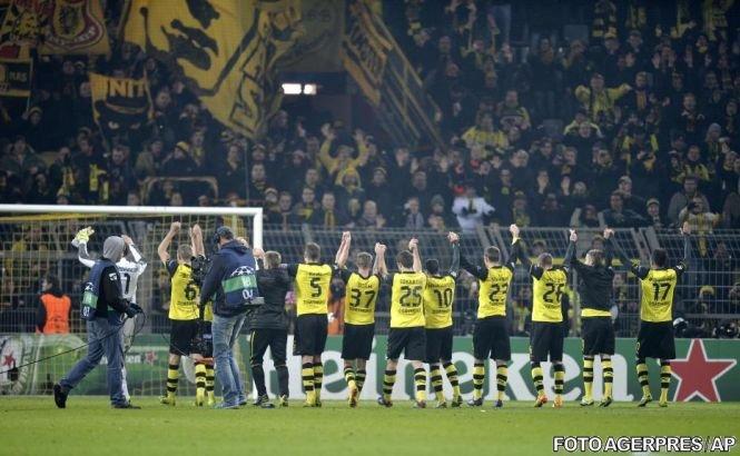 LIGA CAMPIONILOR. Dortmund evită o eliminare prematură. Barcelona, învinsă la Amsterdam
