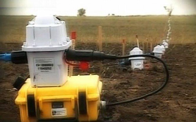 Chevron: Au început lucrări în zona Pungeşti, unde va fi amplasată prima sondă de explorare a gazelor de şist