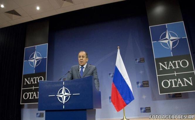 Ministrul rus de Externe: Ceea ce se întâmplă în Ucraina este o problemă internă