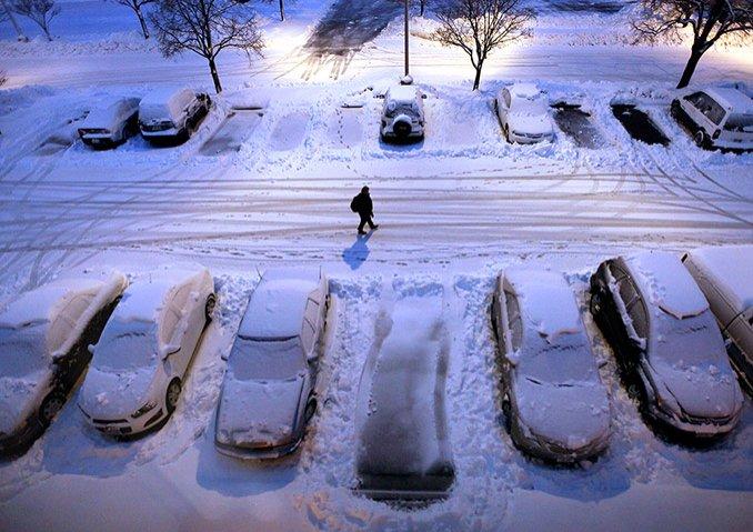 GER şi NINSORI, aduse de un val de aer polar. Meteorologii au anunţat că va fi cea mai lungă perioadă de frig din ultimii 18 ani