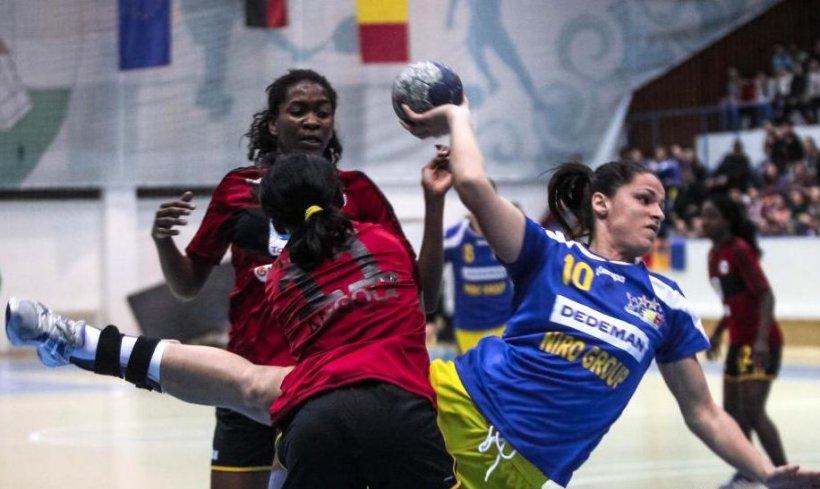 CAMPIONATUL MONDIAL de handbal feminin: România a învins Tunisia, scor 27-17