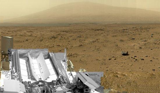 """Descoperire extraordinară făcută pe Marte. """"Este pentru prima dată când găsim aşa ceva. Este fantastic!"""""""