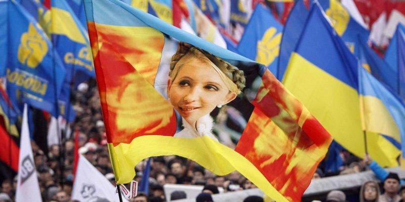 """UE este îngrijorată. """"Criza din Ucraina ar putea """"degenera"""" după descinderea la sediul opoziţiei"""""""