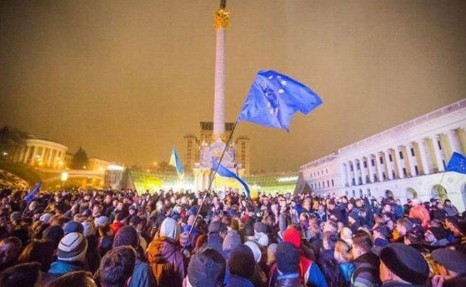 Autorităţile vor să amplaseze un patinoar în EUROmaidanul din Kiev