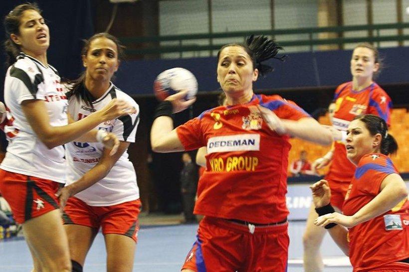 Campionatul Mondial de handbal feminin: România învinge Ungaria şi se califică în optimi