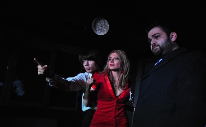 Anisa Lupu revine pe scena Teatrului În Culise în Spectatorul Condamnat la Moarte
