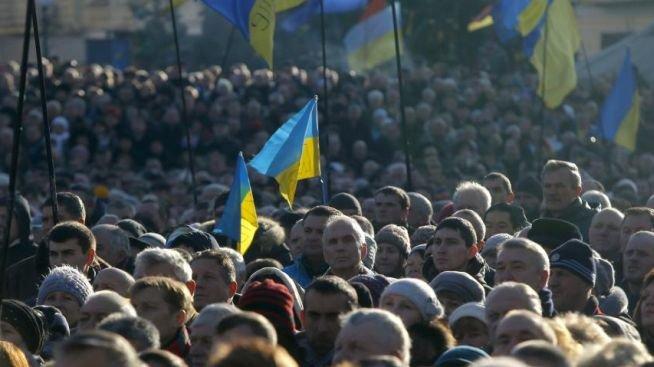 AFP: Mobilizarea proeuropeană îşi pierde intensitatea la Kiev, după acordurile cu Moscova