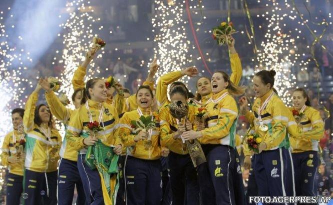 Brazilia este noua campioană mondială la handbal feminin