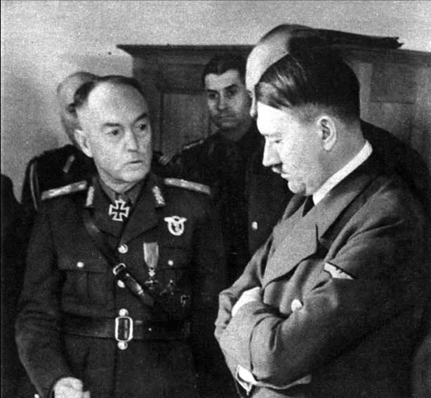 Hitler: Cu românii nu se poate face nimic