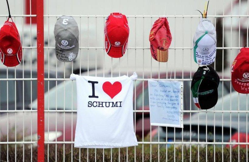 """Un apropiat al lui Schumacher spune că starea pilotului """"s-a ameliorat uşor"""""""