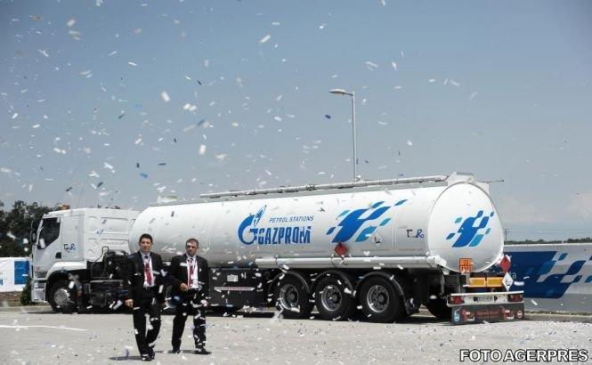 Exporturile Gazprom spre Europa au atins cel mai ridicat nivel din ultimii cinci ani
