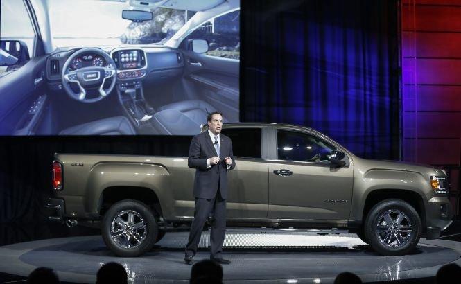 Vânzările General Motors au crescut cu 4% în 2013