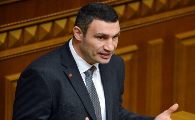 Vitali Klitschko este blocat de lege să candideze la funcţia de preşedinte în Ucraina