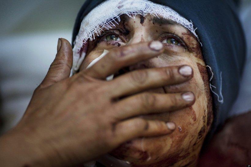 21,6 MILIARDE de dolari, valoarea pagubelor produse de cei trei ani de război din Siria
