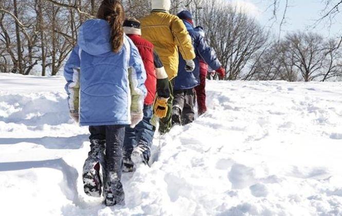Școlile ar putea fi închise din cauza ninsorii. Vedeți anunțul făcut de reprezentanții Ministerului Educației